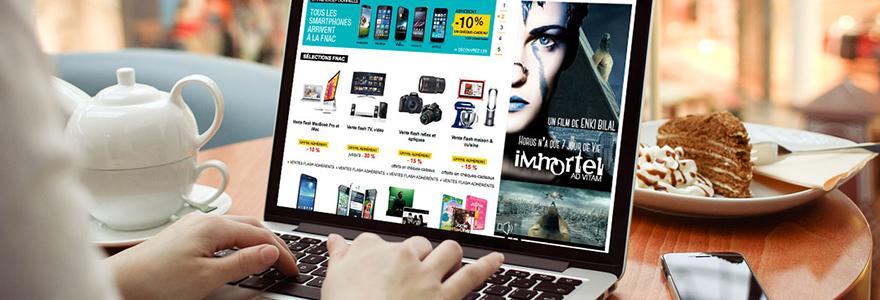 Exposez vos produits et vendez-les dans un site web spécialisé !